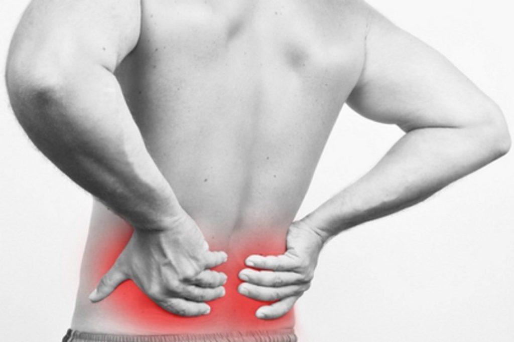 Mal di schiena acuto nel periodo estivo